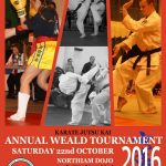 Karate - Annual Weald Tournament