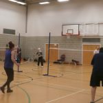Northiam senior badminton